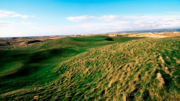 Machrihanish: For golf off the beaten track, this historic club in the village of Machrihanish lies on the long finger of the Kintyre peninsula on Scotland