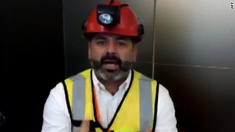 being a miner