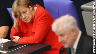 What one day in Angela Merkel's diary reveals about the state of Europe