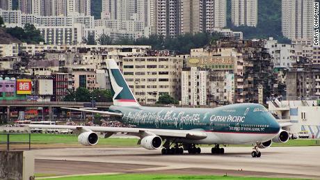 Kai Tak Airport in Hong Kong: Remembering the glory days