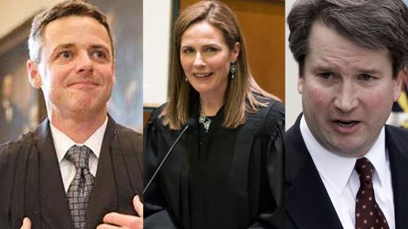 These could be the judges who may get picked to become a justice for the US Supreme Court