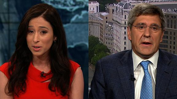 Catherine Rampell and Stephen Moore on New Day