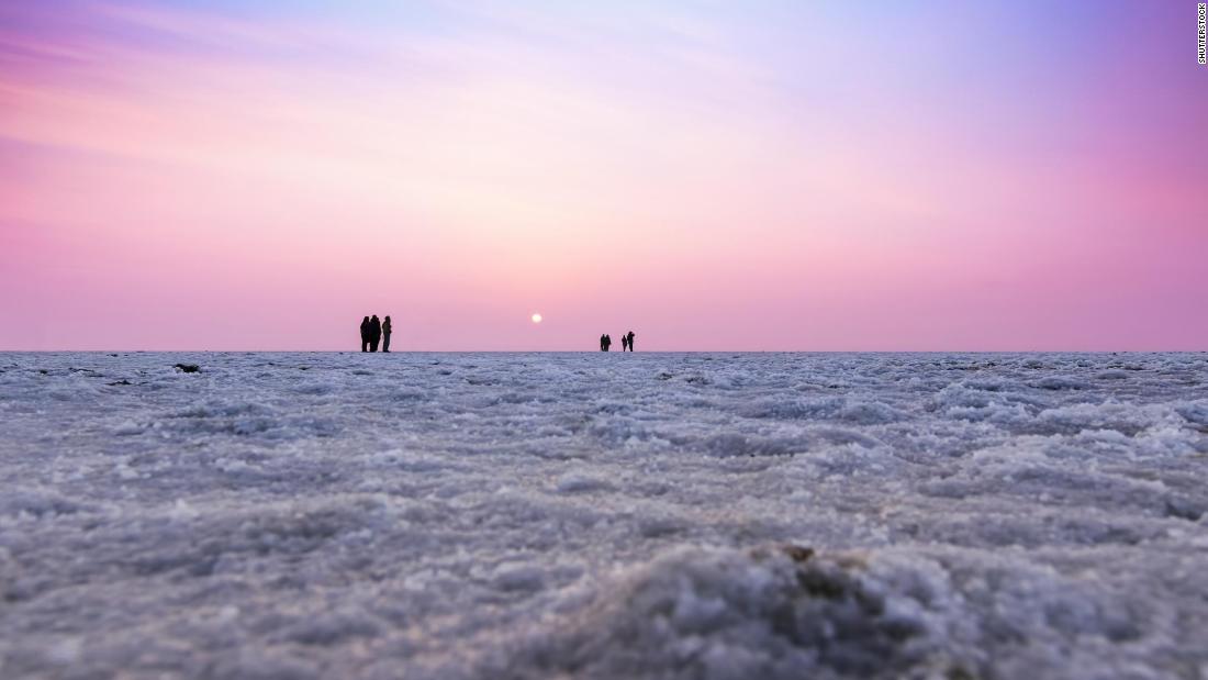 The lunar landscapes of India's Great Rann of Kutch