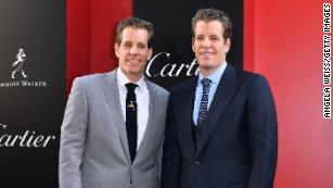 Winklevoss twins on crypto: Wall Street has been asleep at the wheel