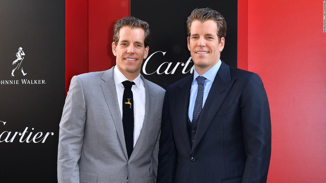 The Winklevoss twins may work with Facebook again