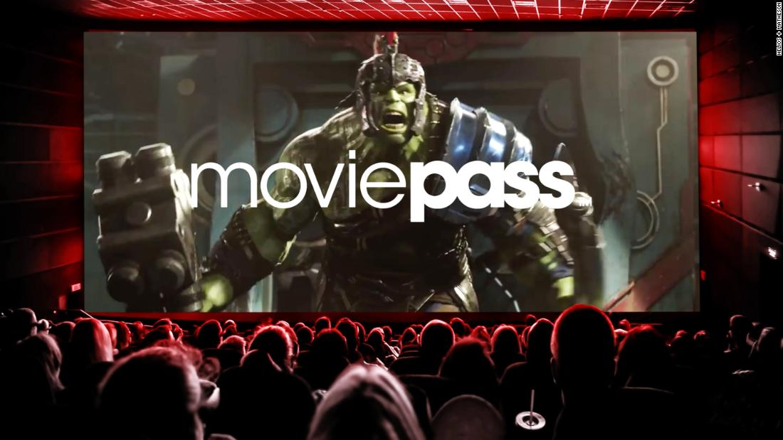 MoviePass confirms it may have exposed customer credit card numbers