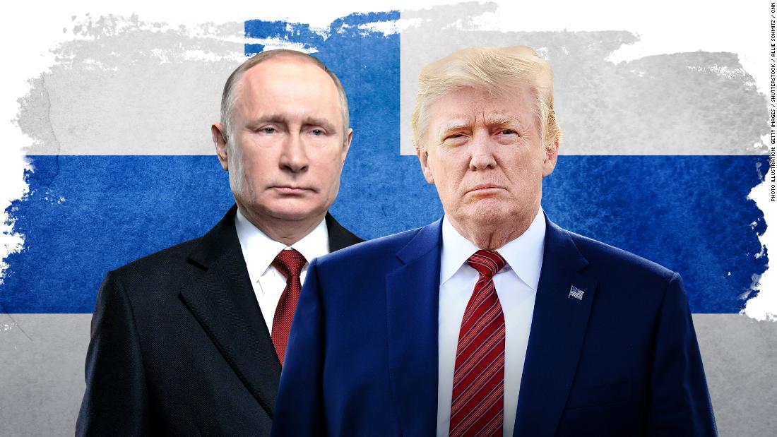 Akan Bertemu Putin, Trump Malah Sebut Rusia Sebagai Musuh