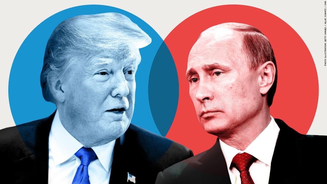 Few Americans view Russia as warmly as Trump does
