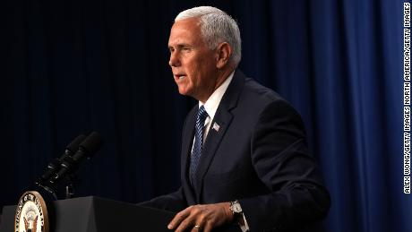 Pence: Border facility conditions are unacceptable
