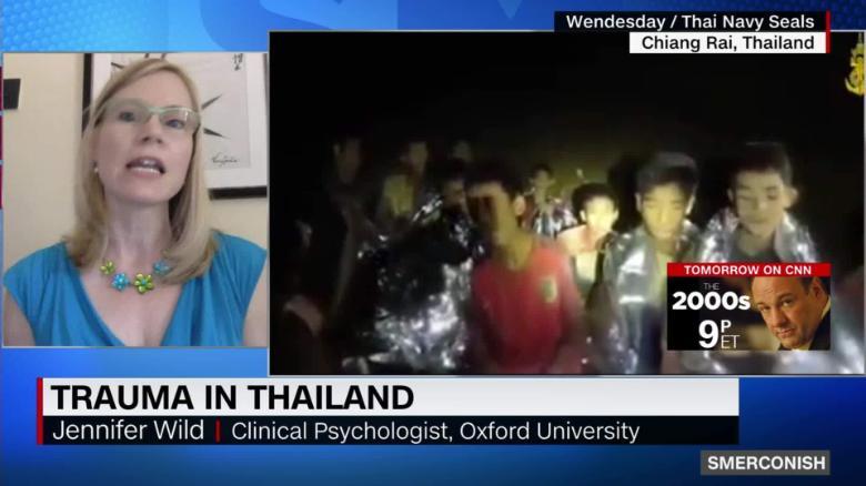 Trauma in Thailand