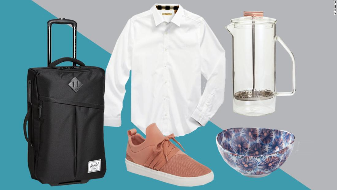 f488da55239 When is Nordstrom Anniversary Sale 2018: When to shop, what to buy - CNN