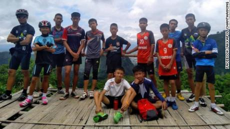 thailand soccer team rescue