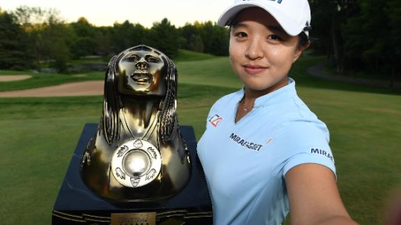 Kim Sei-Young set a new LPGA scoring record of 31 under to win her seventh title.