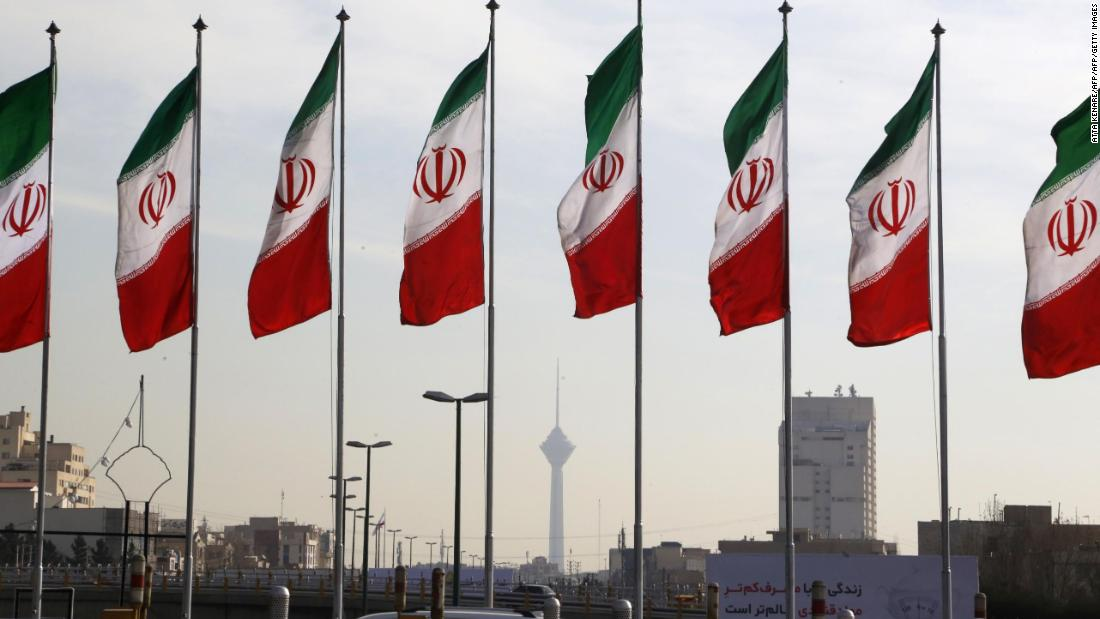 Iran's foreign minister called the death 'cowardice -- with serious indications of Israeli role'