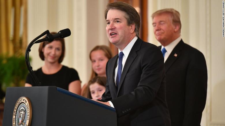 Image result for Kavanaugh the politician takes charge of floundering campaign