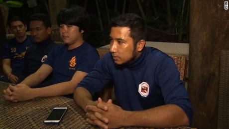 Rescue diver: Every step of extraction is risky