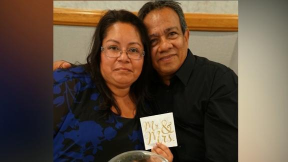 Family members are demanding the release of this immigrant couple from Brooklyn after they were detained at an upstate New York military base.