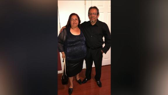 Concepción and Margarito Silva came to the US about 20 years ago, family members say.
