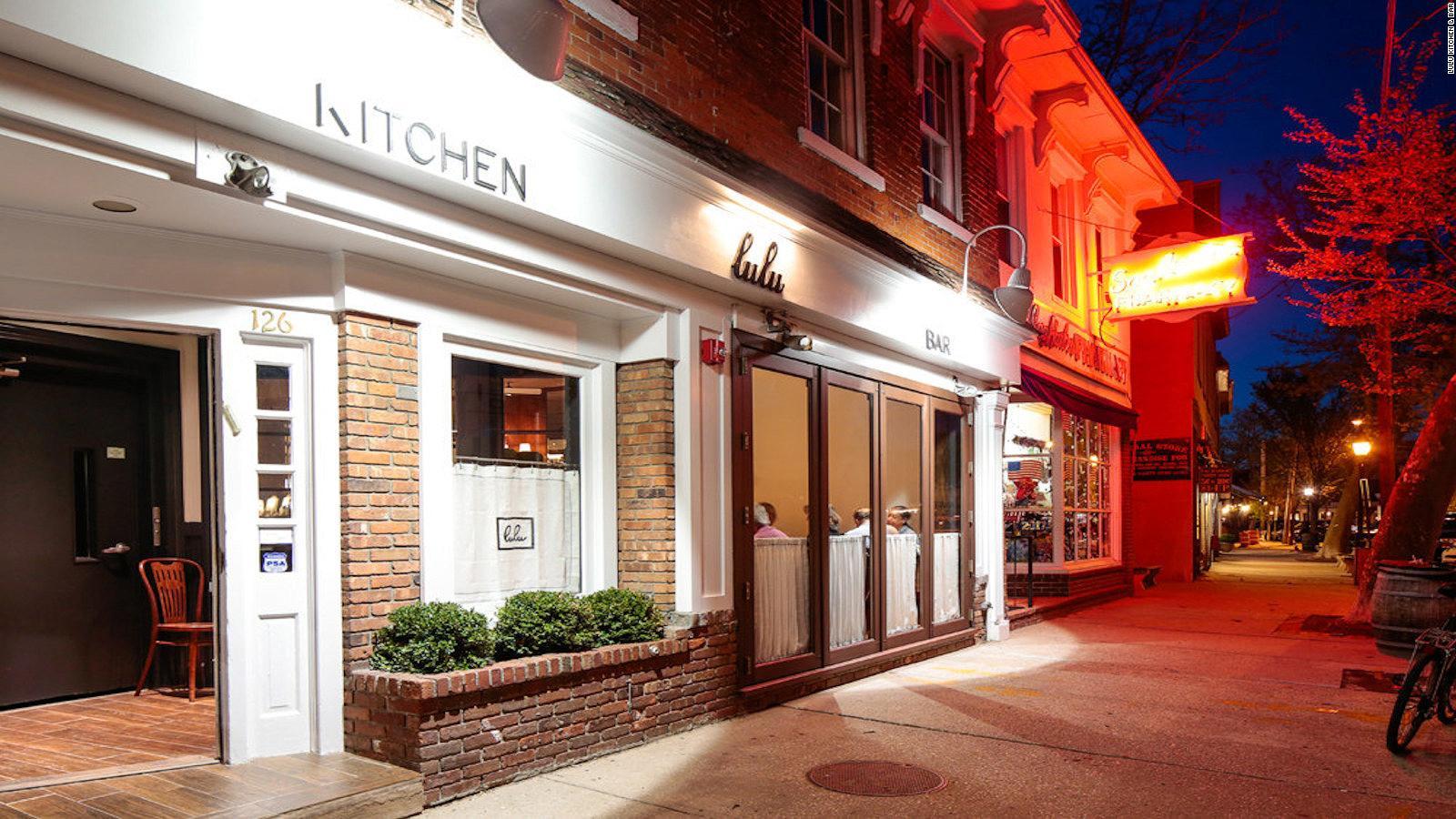 the hamptons best restaurants according to lti cnn travel - Lulus Kitchen