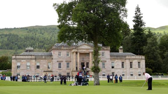 Loch Lomond: Everything about Loch Lomond oozes luxury. From 18th Century Rossdhu House at its center to a spectacular parkland-style course on the banks of the eponymous loch -- Britain