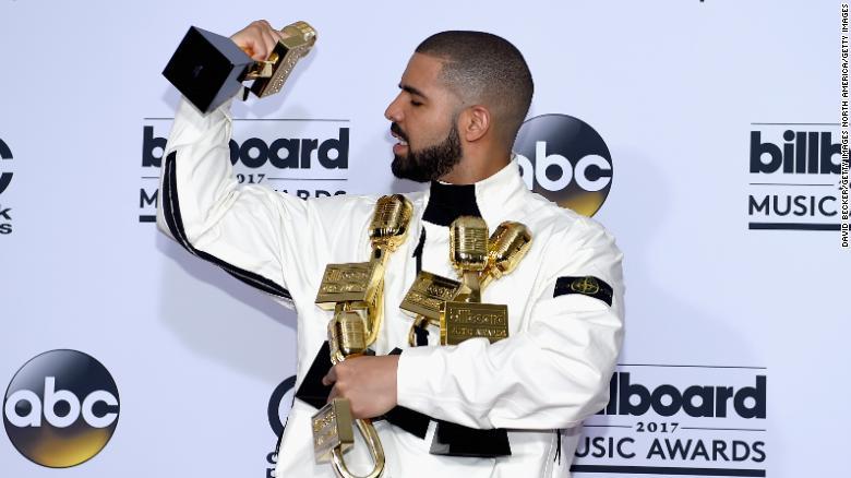 Drake breaks Beatles' 54-year-old record