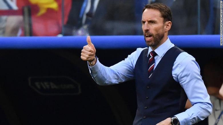 Waistcoat sales in England are through the roof.