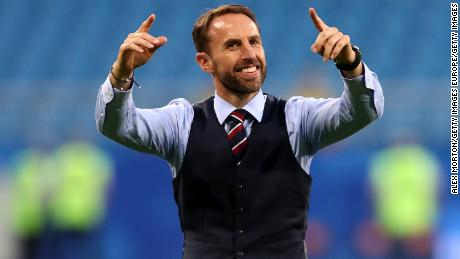 Gareth Southgate led England's men to the semifinal of the 2018 soccer World Cup.
