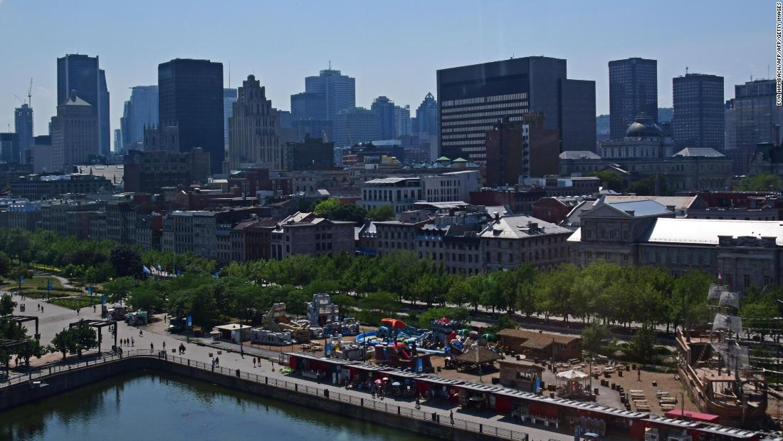 Up to 70 people dead after Quebec heat wave