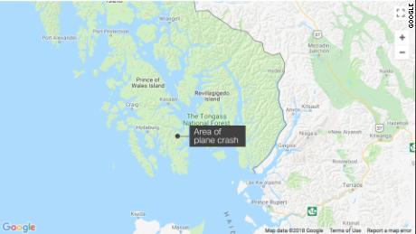 Coast Guard Responds To Plane Crash In Alaska Cnn Video