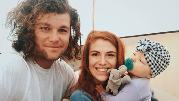 """Jeremy Roloff has announced that he, his wife Aubrey Roloff and daugher Ember are leaving """"Little People, Big World."""""""