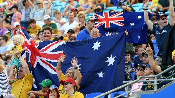 Australia is the defending women's champion.