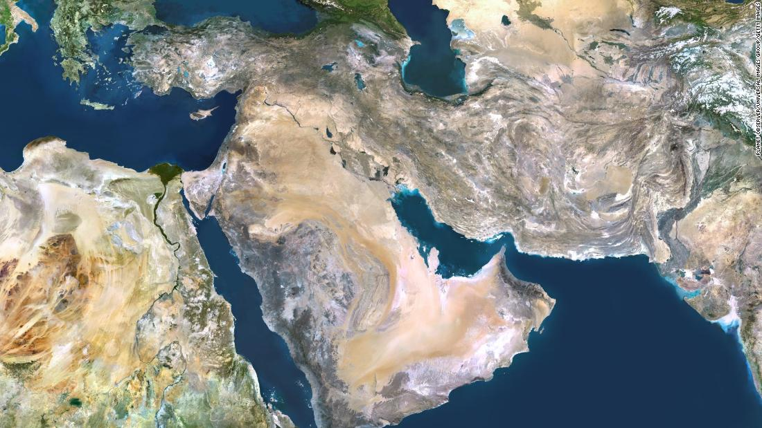Can the Middle East solve its water problem?