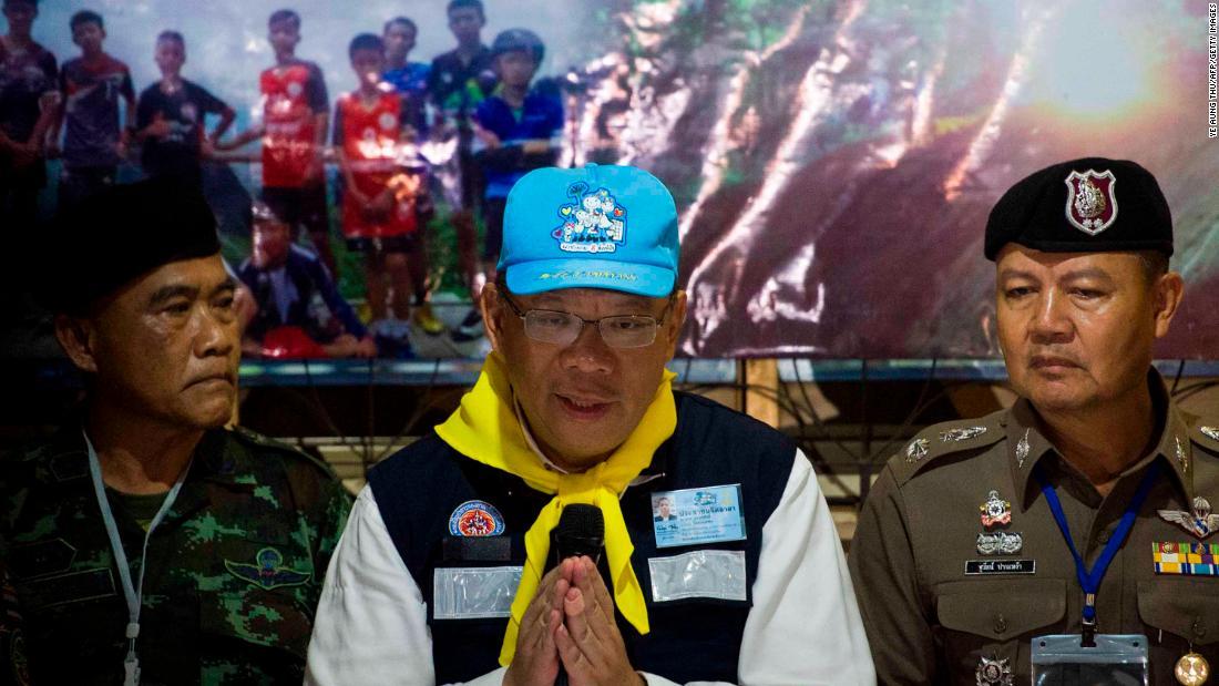 Thai cave rescue: All 12 boys and soccer coach freed - CNN