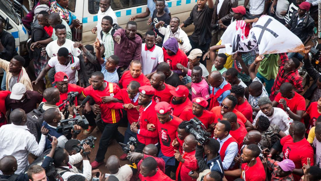 Uganda to review social media tax after protests