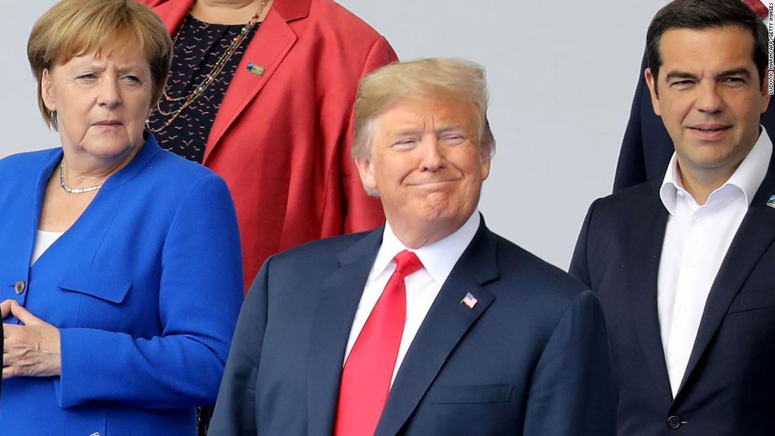 Trump's barrage of attacks 'beyond belief,' reeling NATO diplomats say – Trending Stuff