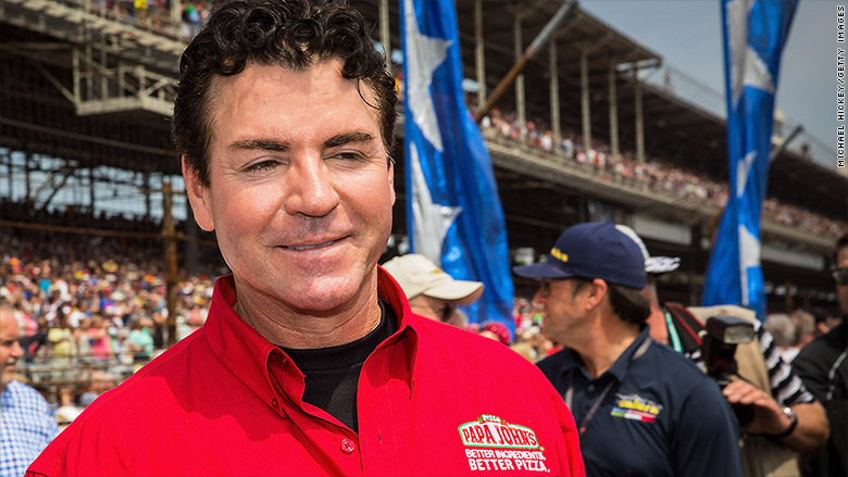 Forbes: Papa John's founder used N-word during call