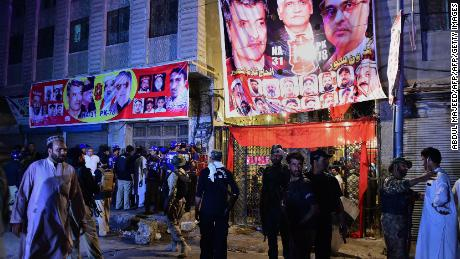 Pakistani Taliban claims responsibility for deadly election suicide attack