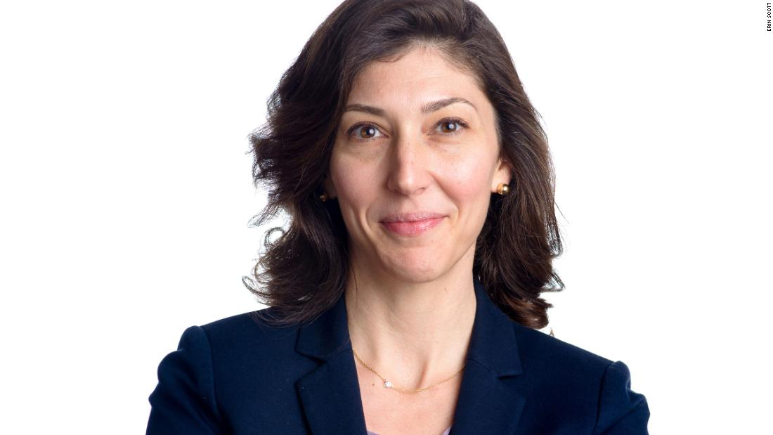 Lisa Page Peter Strzok >> Republicans mull holding former FBI lawyer Lisa Page in contempt - CNNPolitics