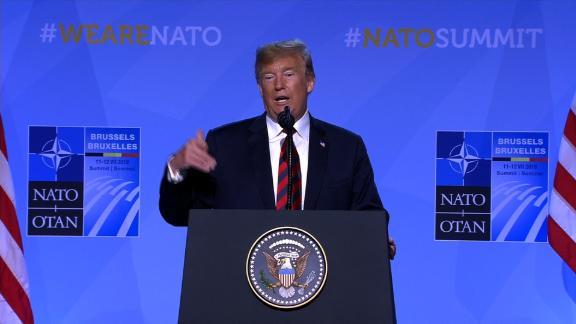 Trump NATO 2