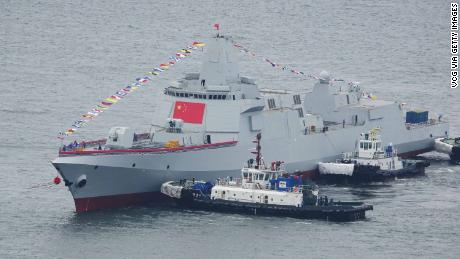 2018: China's new destroyers: 'Power, prestige and majesty'