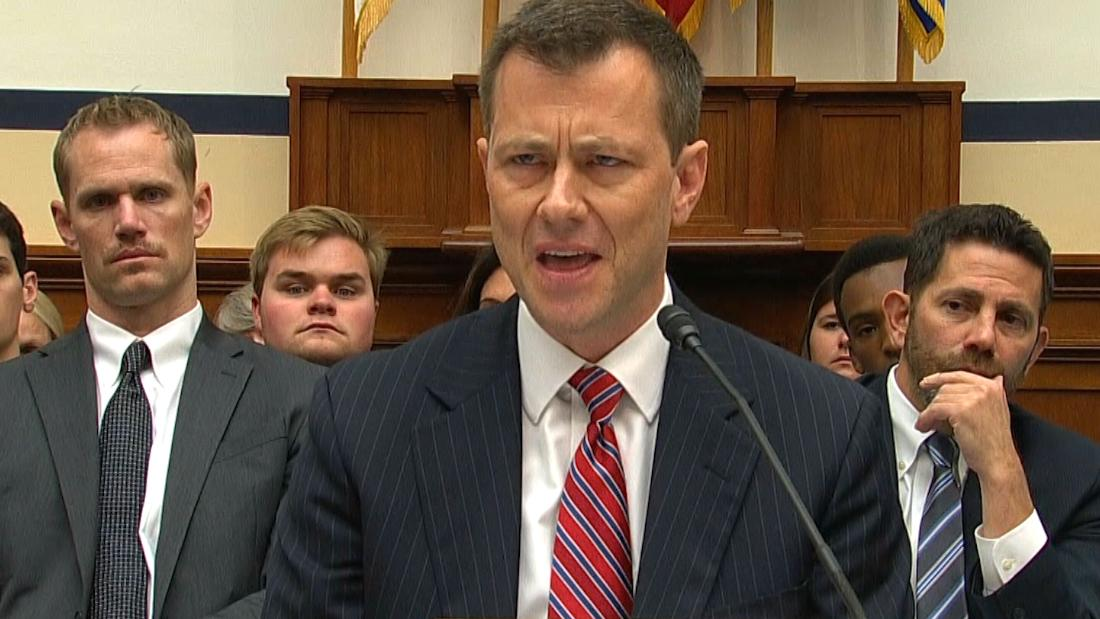 See Strzok hit back at Gowdy - CNN Video