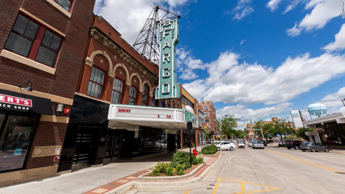There's more to Fargo than wood chippers