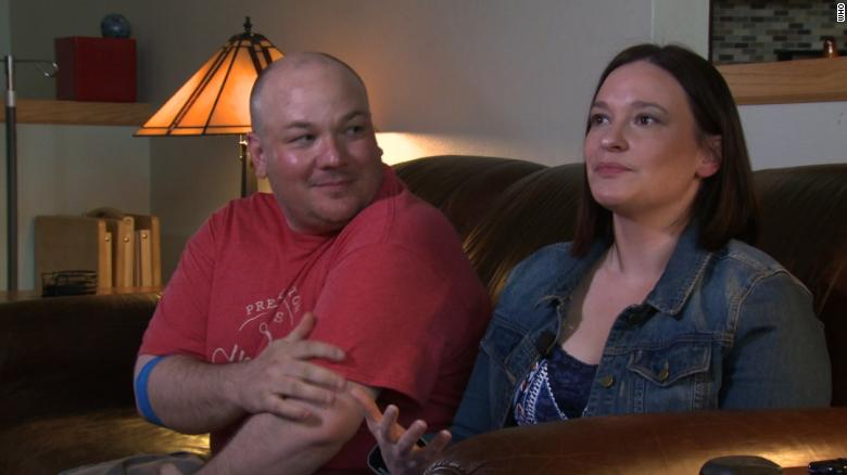 Emilie and Ryan Matthias remember their son Garrett.