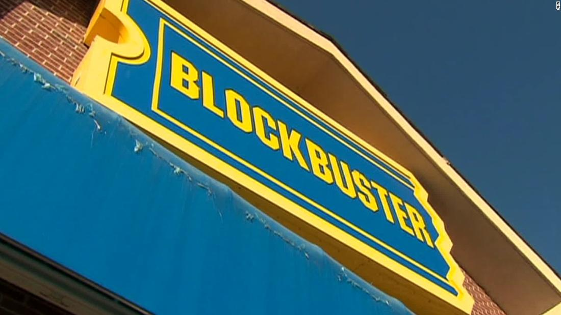 There's now only one Blockbuster left on the planet