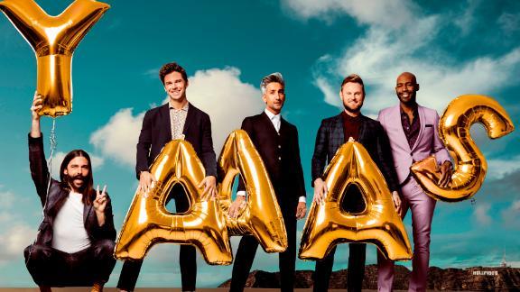 GLAAD's report credits reality TV shows like Netflix's 'Queer Eye' with contributing to the acceptance of gay and transgender people.