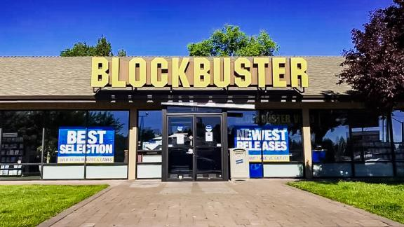 After Sunday, this video store in Bend, Oregon, will be the last remaining Blockbuster in the US.