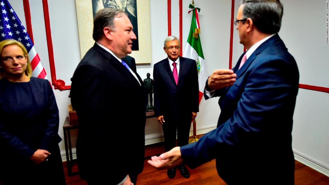 Pompeo travels to Mexico to reset relations with president-elect – Trending Stuff