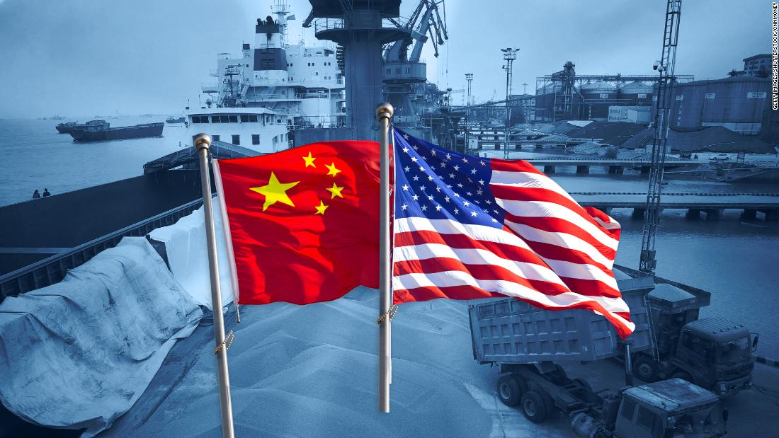 Us China Trade War What Happens Next Cnnpolitics