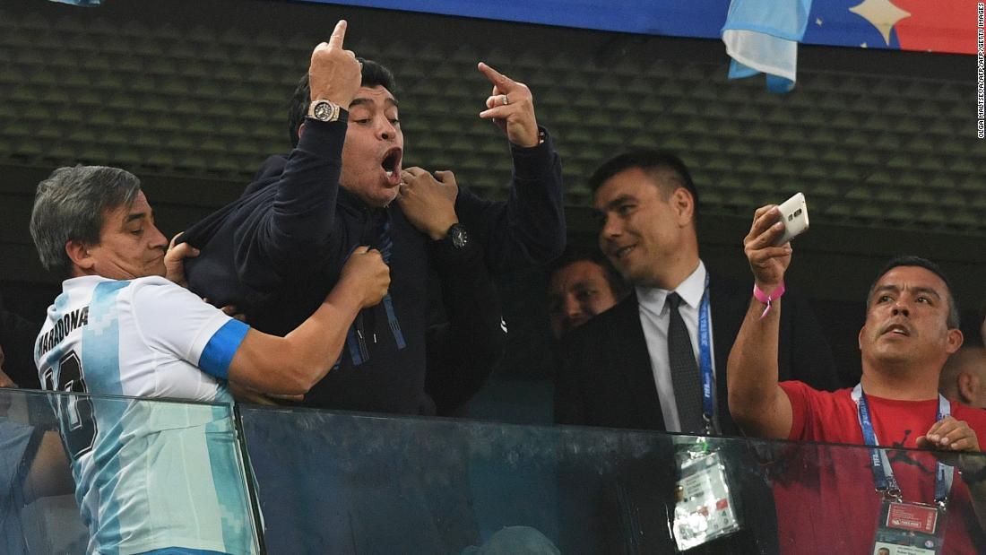 Diego Maradona leads Dorados de Sinaloa to brink of promotion in Mexico – Trending Stuff