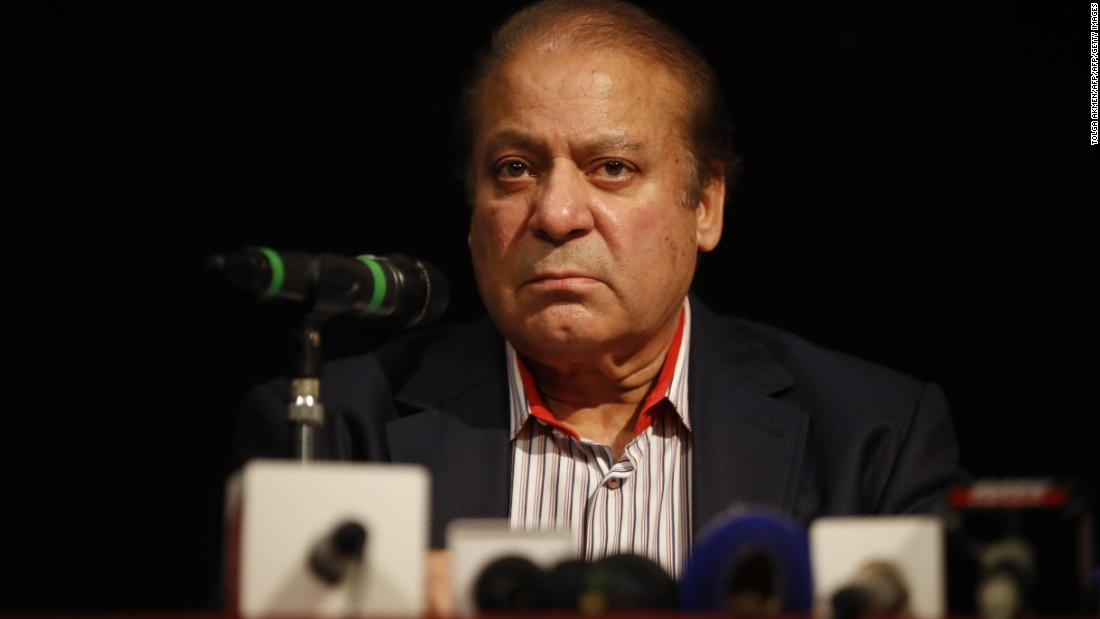 Former Pakistan PM Nawaz Sharif to be released from prison